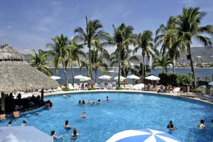 Park Royal Beach Acapulco All Inclusive Family Beach Resort