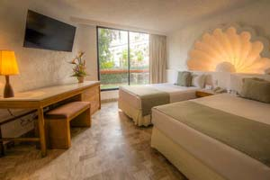 The Standard Room - Park Royal Acapulco All Inclusive Family Beach Resort